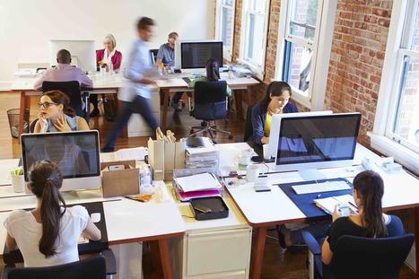 Workspace 4.0 : quand l'espace de travail mène sa révolution | VEILLE | Scoop.it