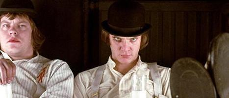 Stanley Kubrick - Orange Mécanique - Le cinephage | Histoire du cinéma | Scoop.it