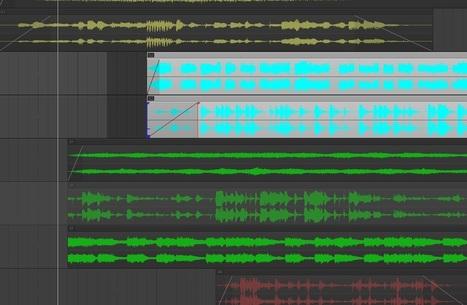 The Cakewalk Blog » Custom Track Colors | Mastering Studio Recording | Scoop.it