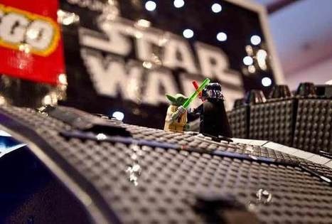 Barrel Organ Made of 20,000 Lego Bricks Plays Star Wars Theme | Strange days indeed... | Scoop.it