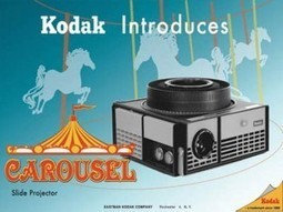 If Kodak Re-Launched the Carousel Today... - Brand Stories - New Age Brand Building | Content Marketing & Break | Scoop.it