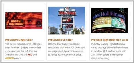buy outdoor lED products at an affordable price! | Digital Display Billboards | Scoop.it