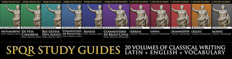Latin Texts on Kindle, with English Translation and Running ... | Latin Teach | Scoop.it