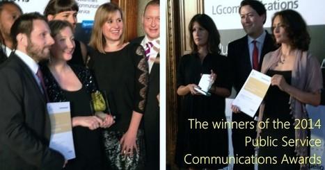 The winners of the 2014 Public Service Communications Awards | Winning in IT | Scoop.it
