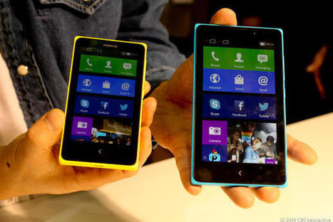 Nokia X Android phone makes its debut | Technology | Scoop.it
