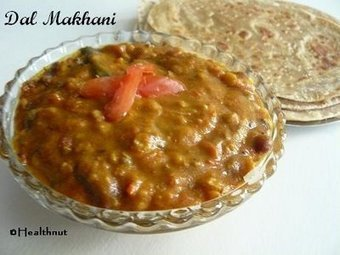 Yasmeen Health Nut: Tried and Tasted : Maa Ki Dal(Dal Makhani)   Recettes d'ici et d'ailleurs   Scoop.it