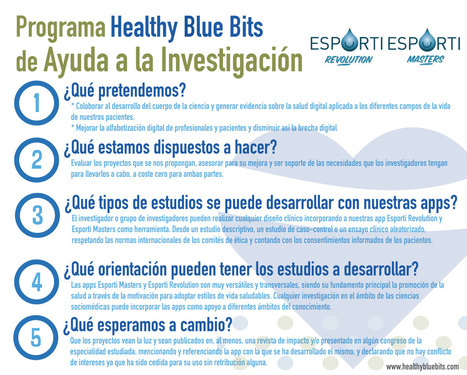 Investiga con Esporti, aporta al gHealth | Salud Conectada | Scoop.it