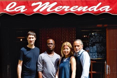 La Merenda, meilleur restaurant de France ? - Paris Match   Gastronomie Française 2.0   Scoop.it