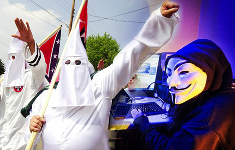 Anonymous Begins Publishing Identities of KKK Politicians and Cops | Family-Centred Care Practice | Scoop.it