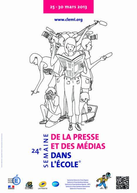 Semaine de la Presse | Veille informationnelle du CDI | Scoop.it