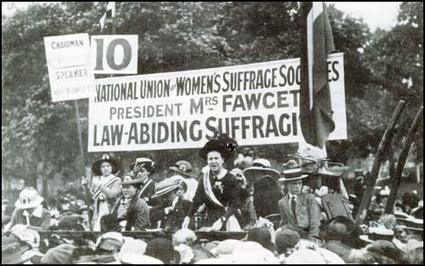 Millicent Garrett Fawcett : Biography   The suffragists   Scoop.it