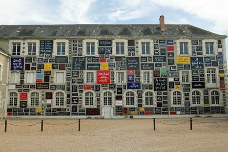 "Ben Vautier: ""The wall of words"" 
