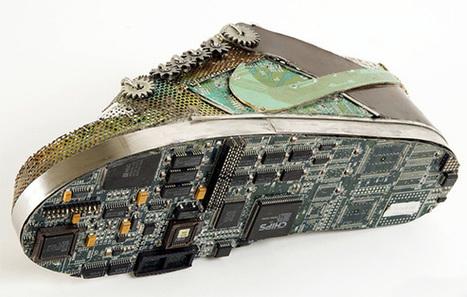 Zapatos deportivos Nike hechos con basura tecnológica | Noticias de ecologia y medio ambiente | Seguridad Laboral  y Medioambiente Sustentables | Scoop.it