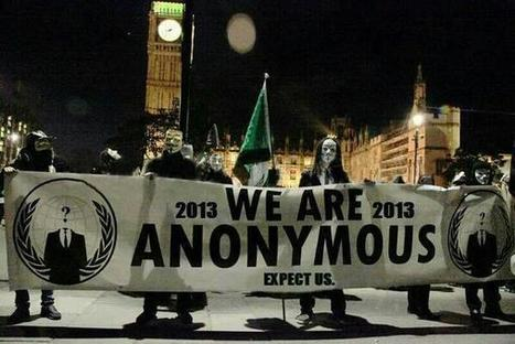 Twitter.com/YourAnonNewsEs: Remember, remember, the fifth ... | AnonGhost Team | Scoop.it