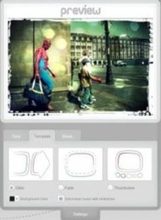 SlideMyPics. Créer un diaporama en html5 en quelques secondes | TIC et TICE mais... en français | Scoop.it