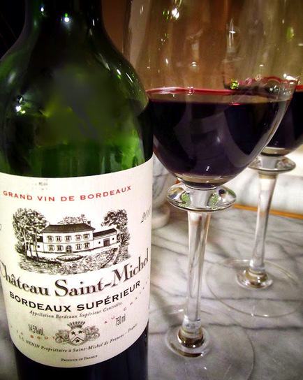the buddha in your glass: Château Saint-Michel Bordeaux Supérieur 2010   Bordeaux wines for everyone   Scoop.it