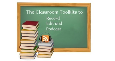 Podcast – How to Design This Educational Companion? | Audio recording apps | Scoop.it