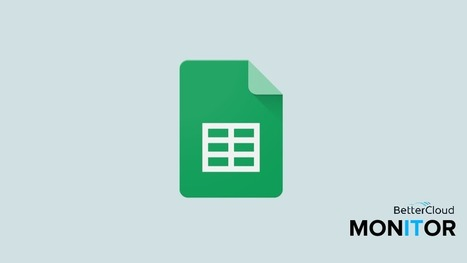 Send Text Messages Right from Google Sheets - BetterCloud Monitor | 21st century skills for the classroom | Scoop.it