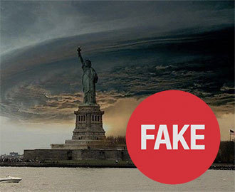 Sorting the Real Sandy Photos From the Fakes | Geography Education | Scoop.it