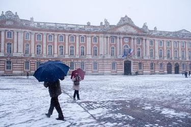 Attention au gel ce week-end, -10° attendus à Toulouse | Toulouse La Ville Rose | Scoop.it
