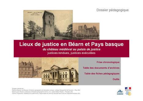 Lieux de justice   Généalogie en Pyrénées-Atlantiques   Scoop.it