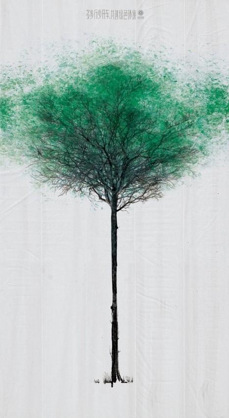 La Chine se met au vert ? | sources inspirantes | Scoop.it