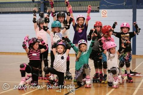Derby Review 2014: Fierce Valley Roller Cubs | Derby News | Scoop.it
