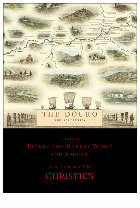 Vitabella Wine features Douro Map | The Douro Index | Scoop.it