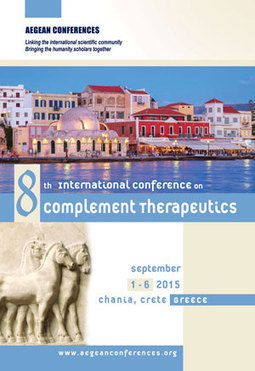 Aegean Conferences: 8th International Conference on Complement Therapeutics   Complement   Scoop.it