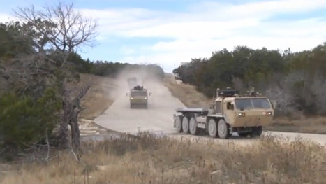 Pentagon debuts driverless vehicles, continues push into autonomous warfare | leapmind | Scoop.it