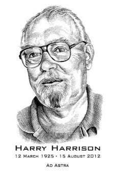 Carlos Orsi: Morreu Harry Harrison, que trouxe o ateísmo para a ficção científica | Ficção científica literária | Scoop.it