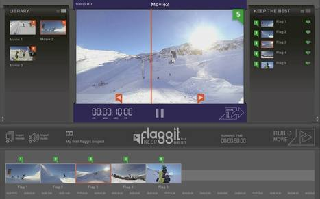 Flaggit - Flag remote for all cameras and keep the best ! | Technic-project | Scoop.it