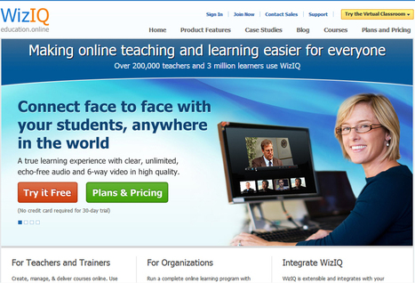 WizIQ Education Online | eduMOOC 4 ALL | Scoop.it