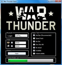 War Thunder Hack Download 2016 - UniqueCracks.com | bookmark | Scoop.it