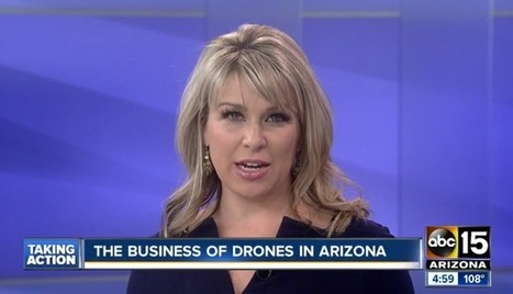 Drones big business in Arizona, one of the states with most drone waivers   sUAS News   phenotyping   Scoop.it