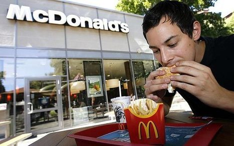 Fast food becomes the UK's meal of choice  - Telegraph   Discuss the reason makes British people become fatter even obesity.   Scoop.it