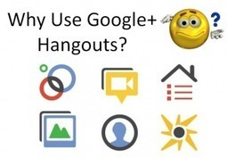 Great Under Utilized Ecommerce Tool? G+ - How to Use Google+ Hangouts For Business   Ecom Revolution   Scoop.it
