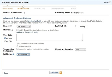 IAM roles for EC2 instancesを利用して、S3 Pre-signed URL生成/Direct Object Upload | Scala & Cloud Playing | Scoop.it