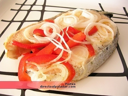 Receta de salmón en papillote   Mis recetas favoritas   Scoop.it