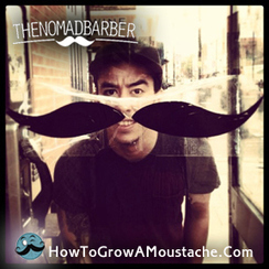 Moustache & Blade Podcast - Ep7: Interview with Miguel Gutierrez, The Nomad Barber | How to Grow a Moustache | How to Grow a Moustache | Scoop.it