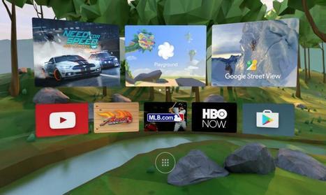 Daydream, la plataforma de realidad virtual de Google | Augmented Reality & VR Tools and News | Scoop.it