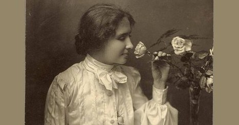Helen Keller on Optimism | Good Advice | Scoop.it
