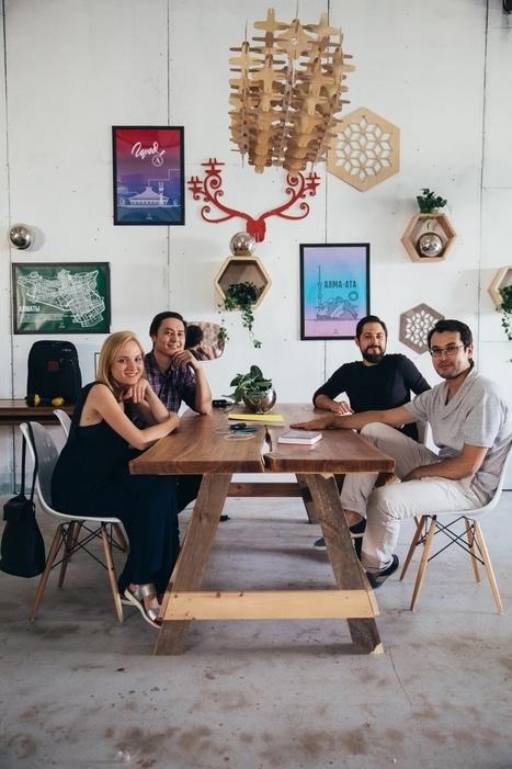 Almaty Design Collective Promotes Contemporary Kazakhstan Design | Kazakhstan | Scoop.it