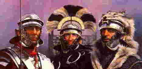Armamento de las Legiones Romanas (Parte III): cascos y vestimentas principales | LVDVS CHIRONIS 3.0 | Scoop.it