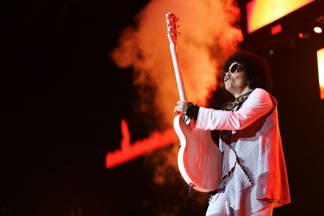 Prince will perform spontaneous concerts across the US beginning next week | Celebrity Culture and News... All things Hollywood | Scoop.it