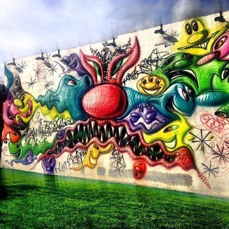 3 sites pour découvrir le meilleur du street art. - Allweb2 - Les Outils du Web | Les outils du Web 2.0 | Scoop.it