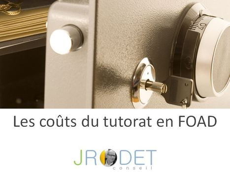 Blog de t@d: Les coûts du tutorat en FOAD | tad | Scoop.it