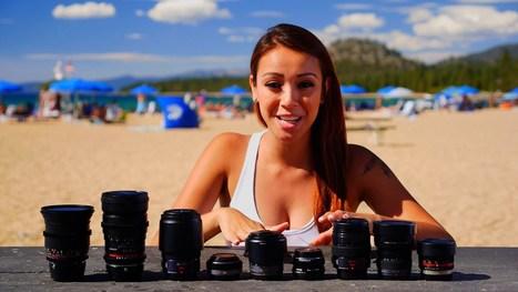 Blackmagic Pocket Cinema Camera vs. 5D MKII vs. Panasonic GH3 FOV Comparison + Various Lens Samples | Fotografía | Scoop.it