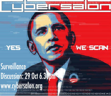 29 October: Total Surveillance | Digital Protest | Scoop.it