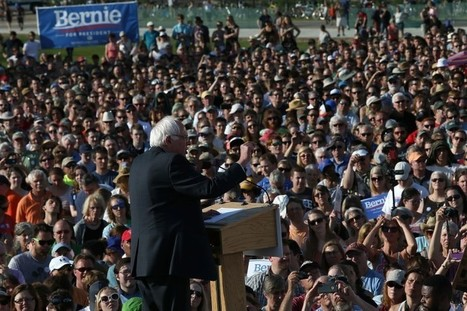Can Bernie Save America? - NationofChange | Progressive Change Through Positive Action | Global politics | Scoop.it